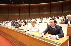 Aprueba el Parlamento de Vietnam reajustes de Leyes Orgánicas del Gobierno y de los Poderes Locales