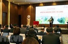 Concluye con éxito en Vietnam premio regional de tecnología de información 2019