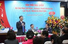 Destacan papel de Asociación de Amistad Vietnam - Hungría para lazos binacionales