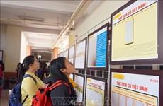 Celebran en Quang Ngai exhibición de soberanía vietnamita sobre archipiélagos de Hoang Sa y Truong Sa