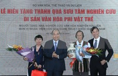 Premier de Vietnam destaca importancia de cultura popular