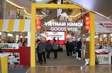 Presentan en Corea del Sur productos destacados de Vietnam