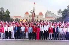 Despiden a atletas vietnamitas para su participación en SEA Games 30