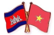 Delegación de Seguridad Pública de Vietnam realiza visita a Camboya