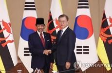 Corea del Sur y Brunei acuerdan potenciar la cooperación tecnológica