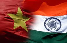Delegación del Ejército Popular de Vietnam visita la India
