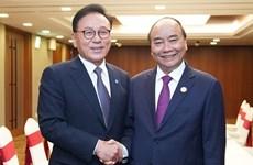 Destacan contribución de cónsul general honorario de Vietnam en Corea del Sur