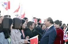 Premier vietnamita llega a Busan para la cumbre ASEAN- Corea del Sur