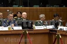 Realizan Vietnam y UE diálogo de defensa-seguridad