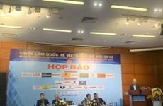 Participarán más de 450 empresas en III Exposición Internacional Vietbuild Hanoi 2019