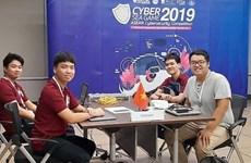 Gana Vietnam segundo premio en competencia regional de Seguridad Cibernética