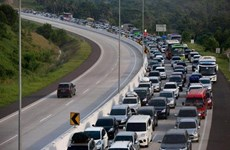 Promueve Indonesia  inversiones  en construcción de autopistas
