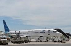 Predominan empresas extranjeras en mercado de mantenimiento de aviones en Indonesia
