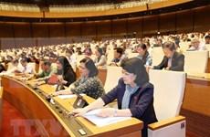 Prosigue Parlamento de Vietnam debates sobre proyectos legales