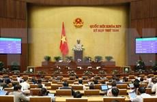 Parlamento de Vietnam continúa debates sobre proyectos legales