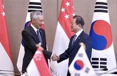 Fortalecen Corea del Sur y Singapur cooperación en construcción de ciudades inteligentes