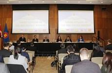 Analizan en Canadá visión de la ASEAN sobre región Indo-Pacífico