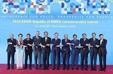 Inauguran Cumbre Especial ASEAN-Corea del Sur