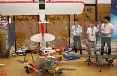 Efectúan en Vietnam por primera vez Exhibición Internacional de Aviación