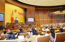 Parlamento de Vietnam prosigue debates y votaciones para aprobar leyes