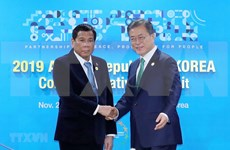 Corea del Sur intensifica lazos en defensa con Filipinas y Singapur