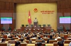 Parlamento de Vietnam refrenda importantes proyectos legales