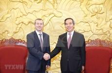 Aprecian apoyo del Banco Internacional de Cooperación Económica a Vietnam