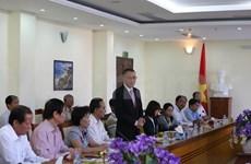 Crean fondo de asistencia a educandos camboyanos de origen vietnamita