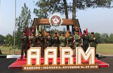 Finaliza Vietnam en tercer lugar del XXIX Torneo regional de Tiro Militar