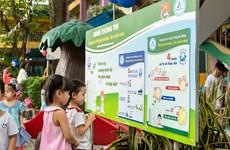 Participarán casi dos mil escuelas en programa de reciclaje de desechos en Vietnam