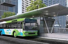 Construirán en Hanoi 600 paradas de autobús de estándar europeo