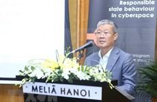 Países de ASEAN debaten código de conducta y responsabilidad en el ciberespacio