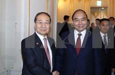 Destaca premier Xuan Phuc aportes de Asociación de Amistad Corea del Sur- Vietnam