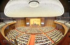 Clausuran octavo período de sesiones del Parlamento de Vietnam
