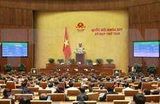 Parlamento de Vietnam concluirá hoy su octavo período de sesiones