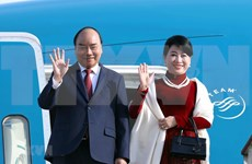 Inicia primer ministro de Vietnam visita oficial a Corea del Sur