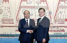 Acuerdan Vietnam y Corea del Sur elevar intercambio comercial a 100 mil millones de dólares