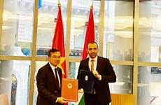 Promueven Vietnam y Hungría cooperación económica