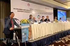 Debaten en Vietnam sobre medidas para erradicar la tuberculosis infantil