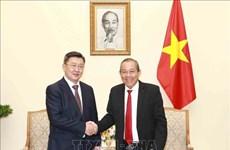 Vietnam considera a Mongolia socio importante, afirma vicepremier
