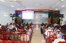 Efectúan en Vietnam conferencias internacionales de tecnología de la información