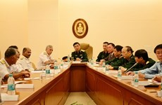 Intensifican Vietnam y la India lazos en defensa