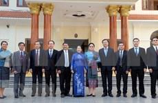 Conmemoran en Ciudad Ho Chi Minh Día Nacional de Laos