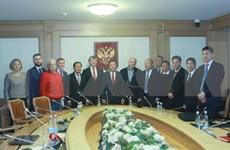 Robustecen nexos los Partidos Comunistas de Vietnam y Rusia