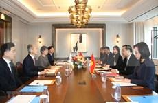 Firman Vietnam y Corea del Sur acuerdo para el copatrocinio de investigaciones conjuntas
