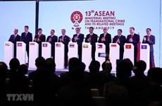 Reitera ASEAN+ 3 compromiso en lucha contra delincuencia transnacional