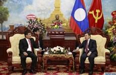 Cancillería de Vietnam felicita a diplomáticos de Laos por su Día Nacional