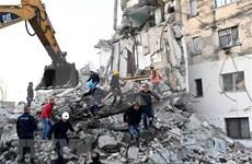 Máximo dirigente de Vietnam expresa solidaridad con Albania tras terremoto