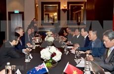Fortalecen Vietnam y Nueva Zelanda la asociación integral