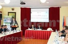 Fortalecen cooperación económica Vietnam y la República Checa